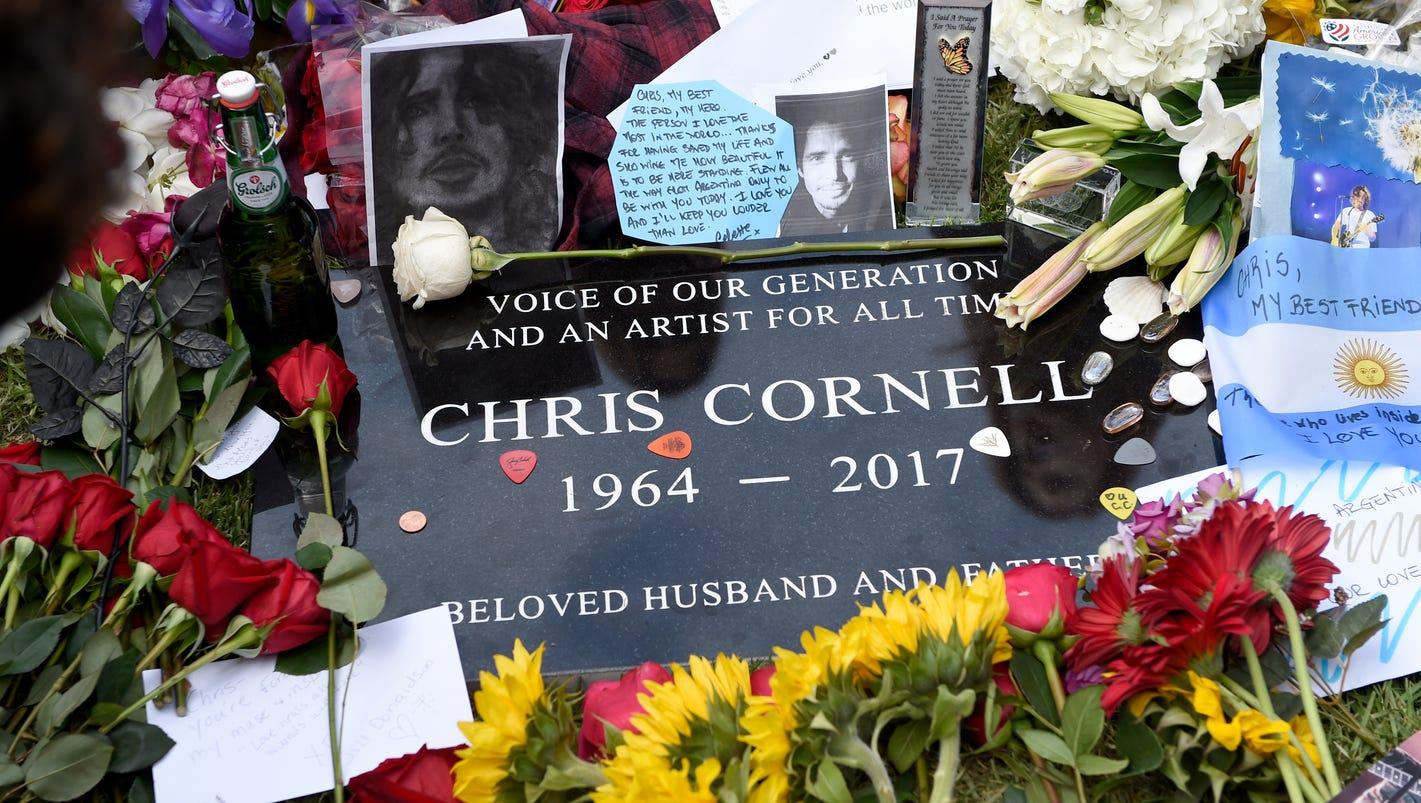 Musician chris cornell 1964 2017 izmirmasajfo Image collections