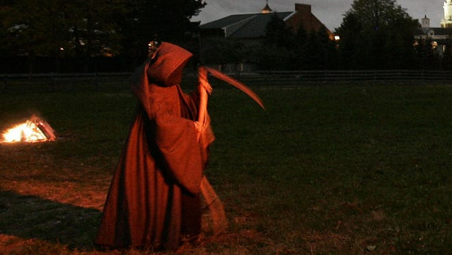 The Grim Reaper will haunt Greenfield Village.