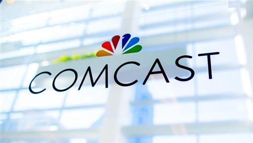 Comcast Corporation, NBC.