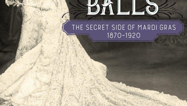 Author highlights 'secret side' of Mardi Gras