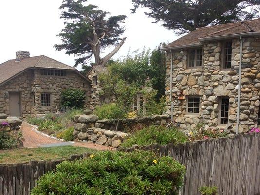 Tor House, Carmel, Calif.