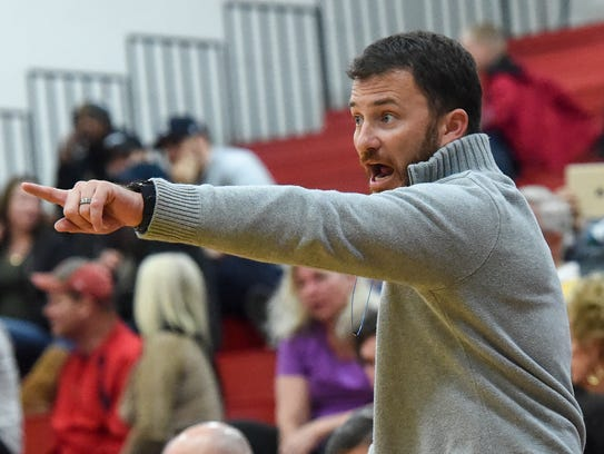 A mid-season roster makeover helped Jensen Beach boys basketball coach Jeffrey Anderson guide the Falcons to their first district title since 2014.
