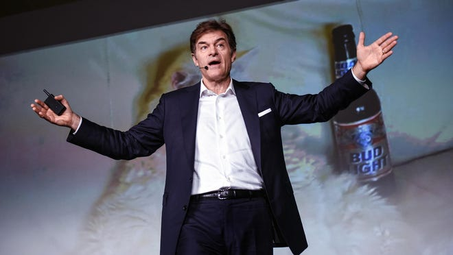 Dr. Mehmet Oz believes in the metabolic and weight-loss benefits of intermittent fasting.