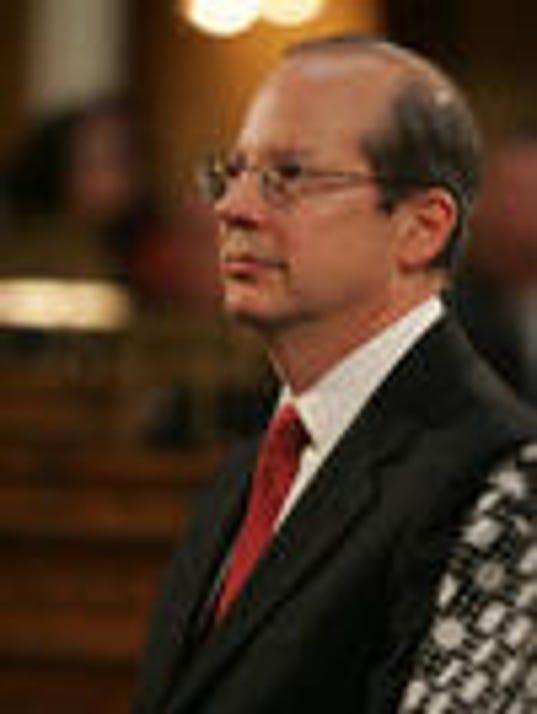 Chief Justice Stuart Rabner