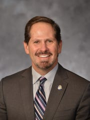 Republican gubernatorial candidate Rep. Knute Buehler, R-Bend.