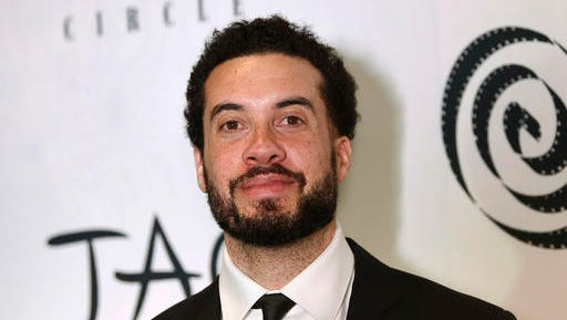 "FILE - This Jan. 3, 2017 file photo shows Ezra Edelman at the New York Film Critics Circle Awards in New York. Edelman is nominated for an Oscar for  best documentary feature for ""O.J.: Made in America."""