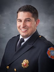 Cape Coral Fire Chief Ryan Lamb.