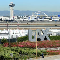 Flights to Los Angeles International Airport, and many other domestic and international destinations, go down starting Aug. 23.