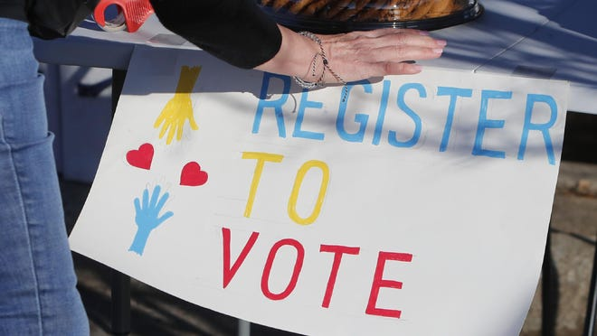 York County is fighting hard to boost voter registration and turnout for the April 28 primary elections.