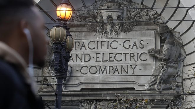 A federal judge on Friday approved Pacific Gas & Electric's $58 billion plan for ending its 17-month stint in bankruptcy, clearing the way for the nation's largest utility to begin paying $25.5 billion to cover the losses in a series of horrific wildfires ignited by its long-neglected electrical grid.