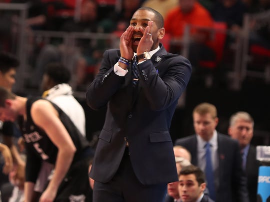 Butler coach LaVall Jordan.