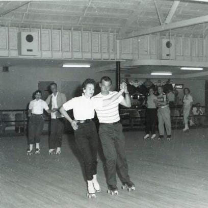 From the Archives: Edru Roller Skating Arena