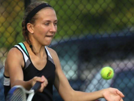 W.I.A.A. Homestead Sectional Tennis-5