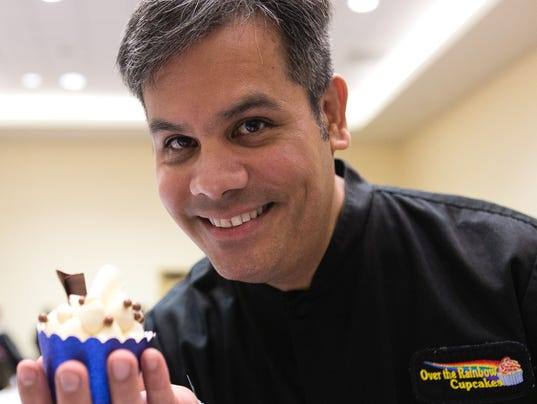 Fantasy Cupcake Challenge