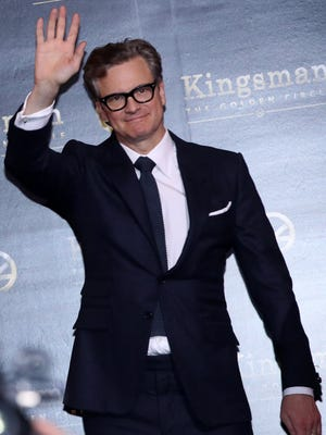 """Colin Firth has applied for and received Italian citizenship, a move he calls """"sensible"""" amid current world politics."""