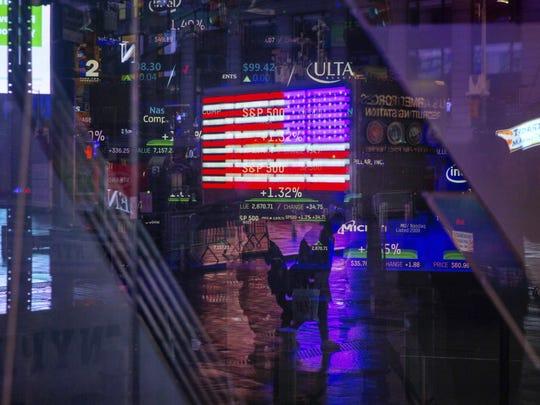 AP Poll Financial Security