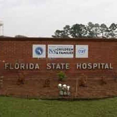 Florida State Hospital in Chattahoochee