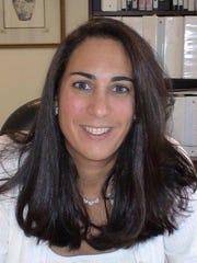 Maria Vinci Savettiere, executive director of Deirdre's