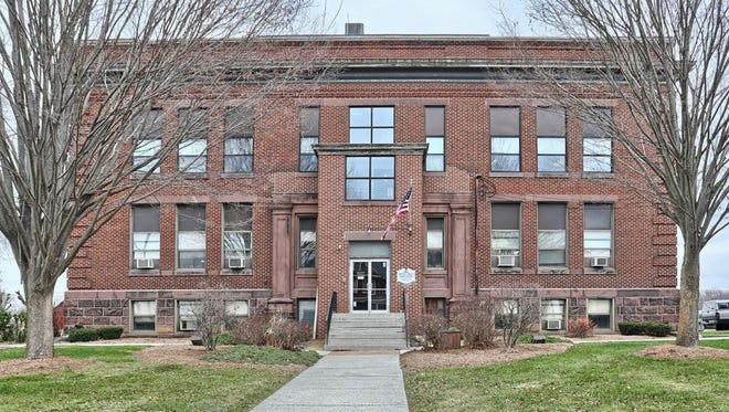 The Northern York school district on Monday announced its intention to sell the building on 149 S. Baltimore St.