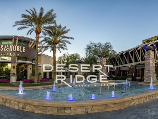 Desert Ridge Marketplace has seen several new restaurants and bars open in recent months.