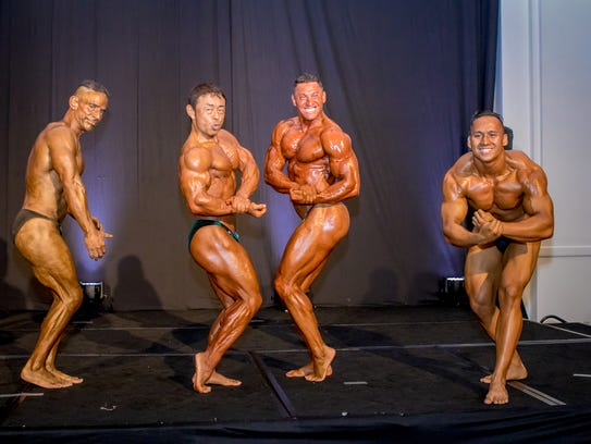 Michelob Ultra Bodybuilding and Fitness Championships,