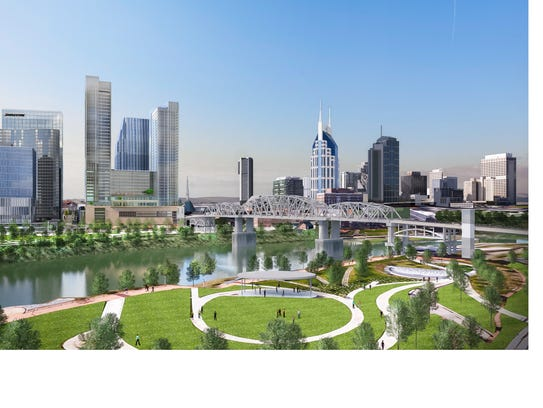 Planned Towers Have Nashville S Skyline Looking Up