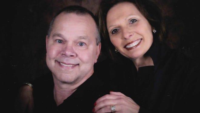Joe and Dawn Colwin.