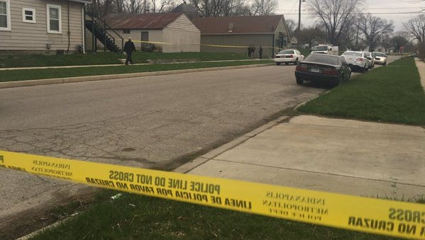 Police found a body in an alley in the 2600 block of Annette Street on Thursday.
