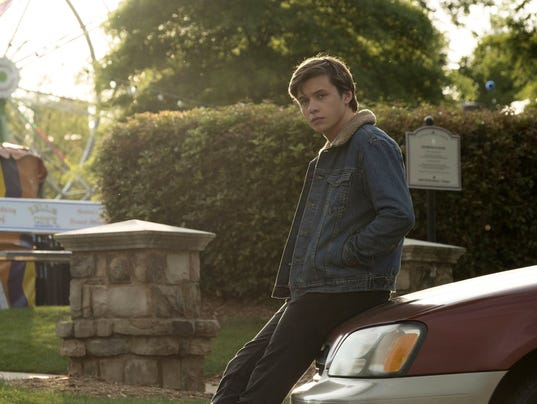 AP FILM REVIEW - LOVE, SIMON A ENT
