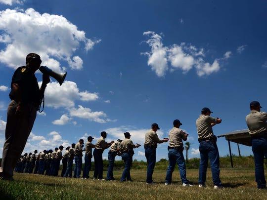 Firearms training01.JPG