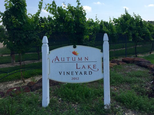 Autumn Lake Vineyard in Williamstown is one of South Jersey's newest wineries.