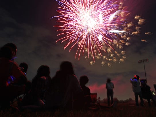 The City of Mount Vernon host pre-4th of July celebration