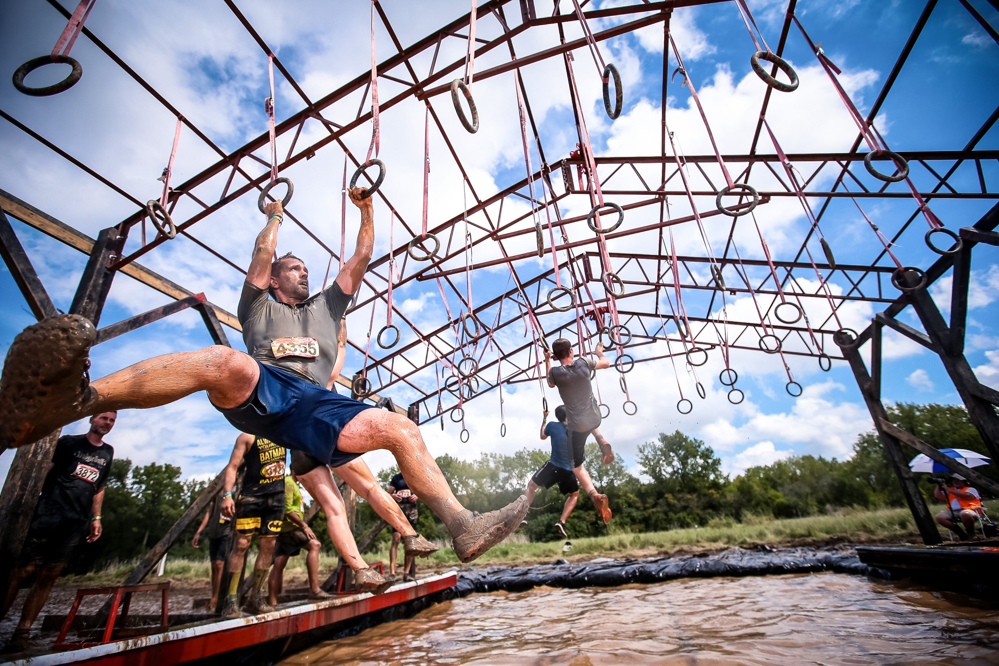 Rugged Maniac Is A National Event That Considers An