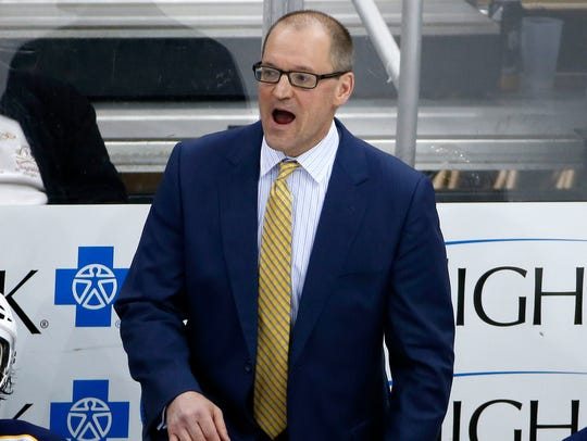 Dan Bylsma had head coaching stints with Pittsburgh