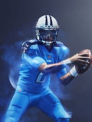 QB Blake Bortles  NFL Color Rush uniform  ugly as hell  a3d3b4137