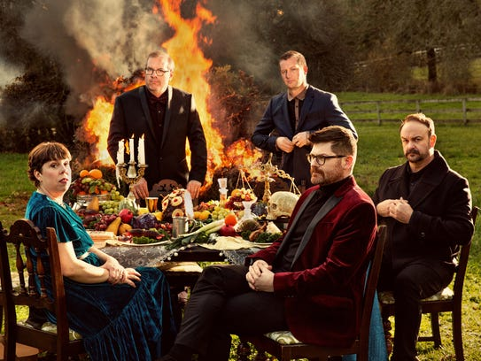 The Decemberists play the Count Basie Center for the
