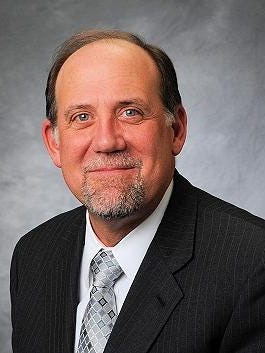 Ousted Chancellor -- Dr. Timothy R. Meyer , Oakland Community College