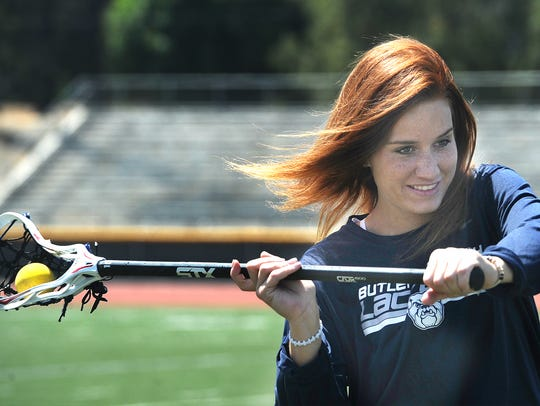 Royal High's Holly Hall is The Star's Girls Lacrosse