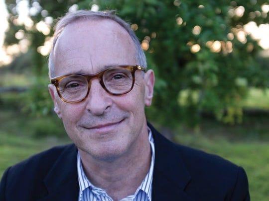 Author David Sedaris.