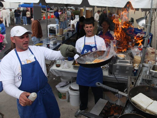 The Annunciation Greek Orthodox Church hosts A Little Taste of Greece on Oct. 9 and 10.