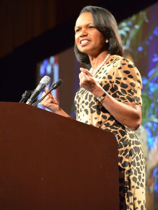 Sports Heroes Luncheon, Boys & Girls Club Coachella Valley, Condoleezza Rice