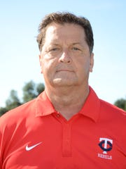 Teurlings Catholic head coach Sonny Charpentier has