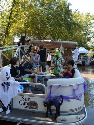 The fourth annual Bayou Vermilion Festival & Boat Parade is Oct.18.