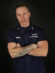 U.S. Coast Guard Trevor Manners