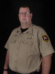 St. Clair County Sheriff Dive Team Andrew Wagner
