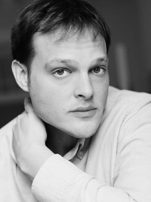 """Louisville native Garth Greenwell and author of """"What Belongs to You."""""""