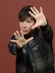 Eric Martin, the lead singer of Mr. Big, also fronts the USA Pop Brigade.