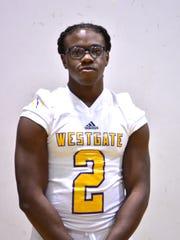 Westgate's Tyreese Jackson