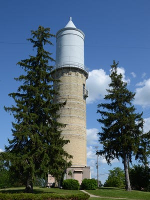 Fort Atkinson's 112-foot water tower was built in 1901.