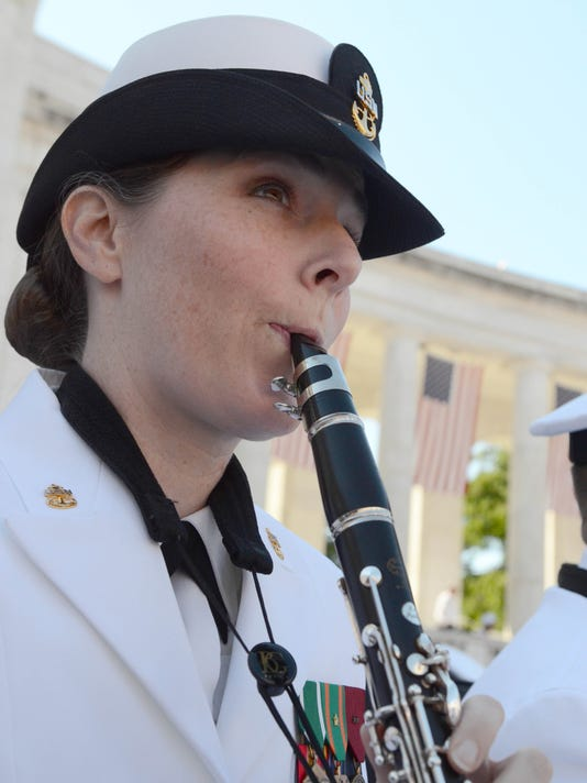 Memorial Day at Arlington National Cemetery 2014